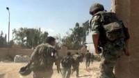 Suriye ordusu, Azu tepelerinde kontrol sağladı