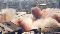 Suriye Ordusundan Dera'daki Teröristlere Ağır Darbe !