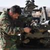 Cebeli Türkmen Bölgesinden Suriye Ordusuna Saldırmak İsteyen Teröristler Füze Yağmuruna Tutuldu