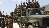 Suriye Ordusu, Doğu Guta'da bir bölgeyi daha kontrol altına aldı