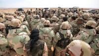 Suriye Ordusu, IŞİD'in Deyr ez Zor'da başlattığı büyük saldırıyı püskürttü