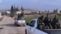 Suriye Ordusunun Halep'in Güneyindeki İlerleyişi Sürüyor