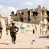 Homs Kırsalındaki Teröristlere Darbe İndirildi