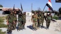 Suriye'de terörle mücadele tüm hızıyla sürüyor