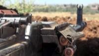 Suriye Ordusu, 2 IŞİD Teröristinin İntihar Eylemi Girişimini Etkisiz Hale Getirdi