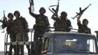 Suriye Ordusu, Şam kırsalı Doğu Ğuta'da Haresta Bölgesindeki Jak Şirketi ve Sammadi bölgelerini teröristlerden temizledi