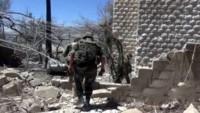 Hama Kırsalında 50 Terörist Öldürüldü