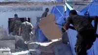 Suriye ordusunun İdlib kırsalında düzenlediği operasyonlarda teröristlerin telsizlerinden imdat sesleri yükseldi