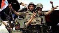 Suriye ordusunun operasyonları başarılı bir şekilde ilerliyor