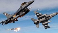 Suriye Hava Kuvvetlerinden Lübnan'ın Doğusuna Saldırı