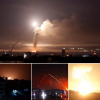Suriye Hava Savunma Sistemleri Hums Ve Lazkiyeyi Hedef Alan İsraile Ait 3 İHA İle 7 Füzeyi İmha Etti. 8 Yaralı