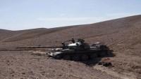 Suriye Ordusu Riyhan Mezrasını Tekfirci Teröristlerin İşgalinden Kurtar