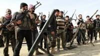 Doğu Guta'da teröristler kendi aralarında çatışmaya başladı