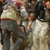 Halep'te teröristler arasında savaş başladı