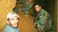 Suriye ordusu tünel kazarak El Nusra teröristlerini öldürdü