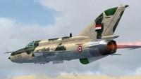 Rusya ve Suriye ordusu Hama ve İdlib'de hava harekatı gerçekleştiriyor