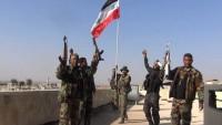 Suriye Ordusu, bir kasabayı daha kontrol altına aldı