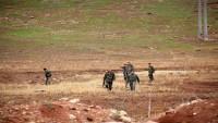 Suriye Ordusunun Deyrezzor Kırsalındaki İlerleyişi Sürüyor