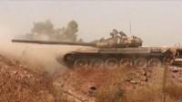 Suriye Ordusu, Homs Kırsalında Stratejik Tepeleri Ele Geçirdi