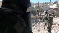 Suriye ordusu terör komutanlarının operasyon odalarını imha etti: Zehran Alluş ölü ve yaralı düşmüş olabilir