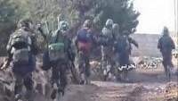Suriye'de Ahraruş Şam teröristlerinin saha komutanı öldürüldü