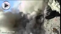 Video: Suriye'de Amerika'ya Ait Mühimmat Deposu Havaya Uçuruldu