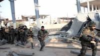 Suriye ordusu, Kızıldağ çevresindeki 17 köyü teröristlerden temizledi