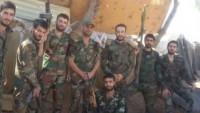 Suriye ordusu Kuveyres Havaalanına yapılan saldırıyı püskürterek 40 IŞİD teröristini öldürdü