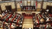 Suriye'de Muhammed Cihat el Lahham yeniden meclis başkanı olarak seçildi