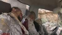 Suud İşbirlikçisi Münafıklara Ait 3 Askeri Araç İmha Edildi