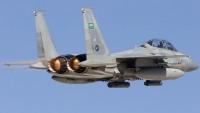 Suudi rejimi uçaklarının Yemen'e saldırıları arttı