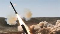 Yemen Hizbullahı Necran ve Cizan'da ki Suudi Güçlerini Füzelerle Vurdu