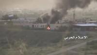 Yemen Hizbullahı Suud Güçlerini Katyuşa Füzeleriyle Vurdu