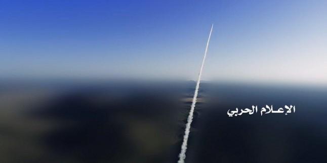 Yemen Hizbullahı Suud Mevzilerini Füzelerle Vurdu