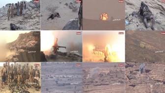 Yemen Hizbullahı Suud Mevzilerini İmha Etti