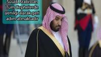 Büyük Şeytanın Bölgedeki Eli Suudi Yönetiminde Son Durum!!