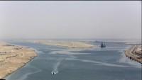 Mısır'ın Yeni Süveyş Kanalı törenle bugün açıldı
