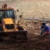 Siyonist İsrail Rejimi Filistinli Köylülere Ait Su Depolarını Yıkacak