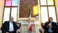 Emir Abdullahiyan: İran nihai çözüme ulaşana dek Suriye'yi destekleyecek