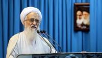 Tahran Cuma Namazı Hatibi: ABD öfkesinden dolayı mahvolsun