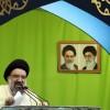 Ayetullah Hatemi: İran'a müdahale etmek isteyen yabancıları susturacağız
