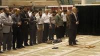 Foto: Tahran Üniversitesinde Vahdet Namazı Kılındı…