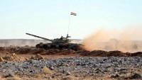 Teröristler Suriye'de Son Günlerini Yaşıyor
