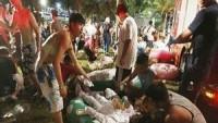 Tayvan'da eğlence parkında patlama: En az 500 yaralı