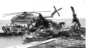 Bugün 25 Nisan 2019, ABD'nin İran'a gerçekleştirdiği askeri saldırıda hezimete uğradığı günün yıl dönümü