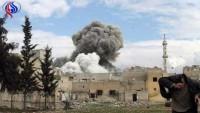 Teröristler İdlib Kırsalındaki Bir Camiyi Cuma Namazı Esnasında Bombaladılar