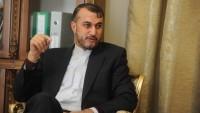 Emir Abdullahiyan: Tekfirci terörizm ile Siyonist terörizm arasındaki ilişki derindir