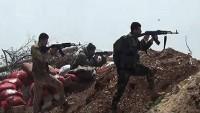 Lübnan Hizbullahı İle Suriye Ordusu Kensebba Beldesini İşgalden Tamamen Kurtardı