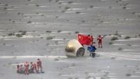 Çin'den İlk Telekomünikasyon Uydusu Fırlatıldı