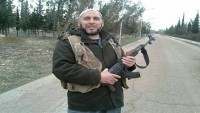Nureddin Zengi Birliklerinin Saha Komutanı Ebu Omar Danyal Gebertildi